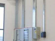 Produktionshalle mit Trafostation ''Ytres Varaždin'' – 9000 m2