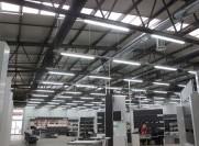 Retail warehouse Elgrad Zagreb